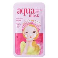 Маска для лица тканевая FASCY BUBBLE Tina Aqua Mask 26гр