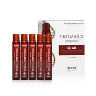 Ампулы для лица с улиточным экстрактом EYENLIP First Magic Ampoule Snail 13мл*5