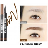 Ручка-татту для бровей BERRISOM Brow Tattoo Pen - Natural Brown 0,5гр
