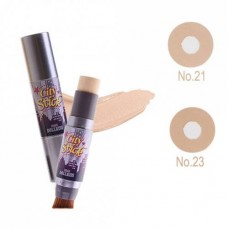 Набор маскирующий недостатки Urban Dollkiss City Essence Cover-Stick#21 & Out-Focusing Pore Primer 10гр/4мл