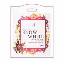 Маска альгинатная осветляющая (саше)  ANSKIN Snow White Modeling Mask/Refill 25 гр