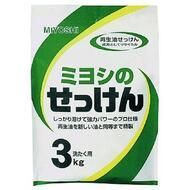 Порошковое мыло для стирки MIYOSHI на основе натуральных компонентов 3 кг
