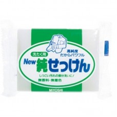 Мыло для стирки MIYOSHI для точечного застирывания стойких загрязнений 190г