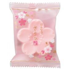 Мыло туалетное косметическое MASTER SOAP Цветок (светло-розовый) 43г