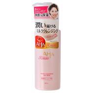 Очищающее и увлажняющее гель-молочко для снятия макияжа BCL с фрукт. кислотами 135 мл