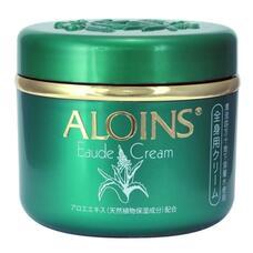 Крем для тела с экстрактом алоэ с легким ароматом трав ALOINS 185 г