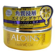 Крем–гель для лица и тела с экстрактом алоэ и витамином С ALOINS 100 г