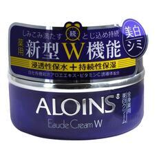 Увлажняющий крем для лица и  тела с экстрактом алоэ и плацентой ALOINS 120 г