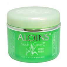 Крем для тела с экстрактом алоэ без аромата ALOINS 185 г