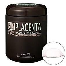 Массажный крем с плацентой Leavein Massage Cream Placenta 800 гр