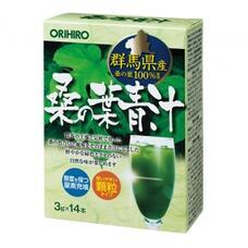 Зеленый сок из листьев шелковицы ORIHIRO № 14