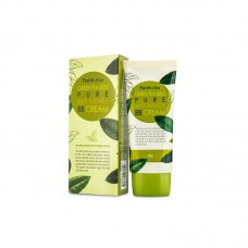 Крем ББ антивозрастной FarmStay GREEN TEA SEED PURE ANTI-WRINKLE BB CREAM