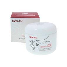 Крем для лица улиточный FarmStay Snail Repair Cream