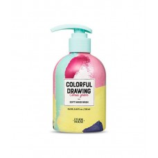 Жидкое мыло для рук ETUDE HOUSE ET.COLORFUL DRAWING SOFT HAND WASH(COLORFUL DRAWING) 250 мл