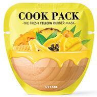 Маска для лица питательная ETTANG Cook Pack The Fresh Yellow Rubber Mask