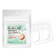 Набор патчей для глаз с жемчугом и гиалуроновой кислотой ELIZAVECCA Milky Piggy Hydro-gel Bouncy Eye Patch 20 шт