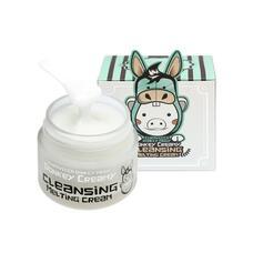 Крем очищающий ELIZAVECCA Donkey Piggi Creamy Cleansing Melting Cream 100 гр