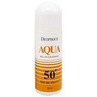 Эссенция солнцезащитная роликовая DEOPROCE Aqua Roll On Sun Essence 80 мл