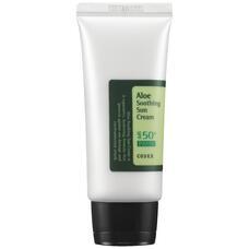 Крем для лица солнцезащитный с алое COSRX Aloe Soothing Sun Cream SPF50 PA+++