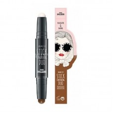 Контурный стик Urban Dollkiss Urban City Stick Contouring Duo 1,7гр*2