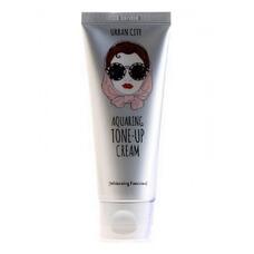 Крем для лица увлажняющий осветляющий Urban City Aquaring Tone-up Cream 100 мл