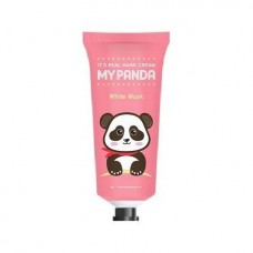 Крем для рук Urban Dollkiss It's Real My Panda Hand Cream #01 WHITE MUSK 30 гр