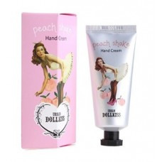 Крем для рук Shake персиковый Dollkiss Peach Shake Hand Cream 35 мл