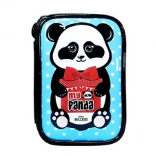 Косметичка Панда My Urban Dollkiss Panda Beauty Pouch 120х180х55мм