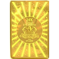 Патч для глаз гидрогелевый с 24К золотом Urban Dollkiss Agamemnon 24K Gold Hydrogel Eye Patch 2,8 гр
