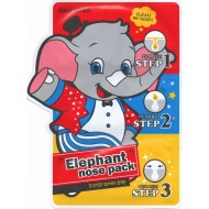 Маска против черных точек  Urban Dollkiss 3-STEP Elephant Nose Pack 3 мл