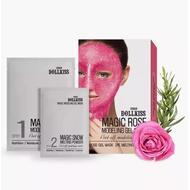 Маска для лица гелевая с розой Urban Dollkiss Magic Rose  Modeling Gel Mask 50гр/5гр