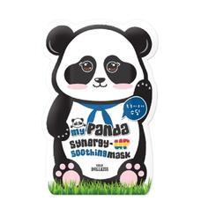 Маска для лица коллагеновая Urban Dollkiss My panda synergy up collagen mask pack 30 гр