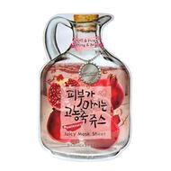 Маска тканевая фруктовая Pomegranate Urban Dollkiss Juicy Mask Sheet(Lifting & Bright ) 23 гр