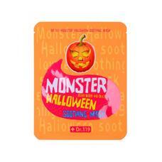 Маска для лица успокаивающая Urban Dollkiss Dr.119 Monster Halloween soothing Mask 25 мл