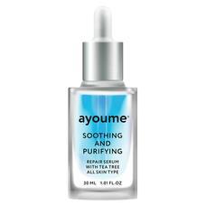 Сыворотка для лица успокаивающая AYOUME Tea Tree Soothing & Purifying serum 30 мл