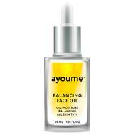 Масло для лица восстанавливающее AYOUME Balancing Face oil with Sunflower 30 мл