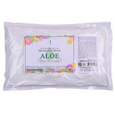 Маска альгинатная с экстр. алоэ успок. (пакет) ANSKIN Original Aloe Modeling Mask / Refill 240 гр