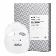 Маска тканевая очищающая MIZON DUST CLEAN UP DEEP CLEANSING MASK 25 гр