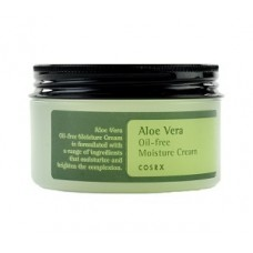 Крем для лица увлажняющий COSRX Aloe Vera Oli-free Moisture Cream 100 гр