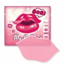 Маска-патч для губ с коллагеном SOS BERRISOM My lip patch 3 гр