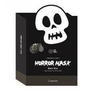 Маска тканевая с экстрактом черного риса BERRISOM Horror mask series SKULL 25 мл