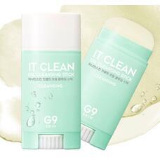 Стик-бальзам для лица очищающий BERRISOM G9 It Clean Oil Cleansing Stick 35 гр