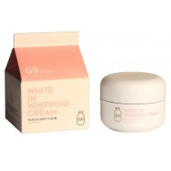 Крем для лица осветляющий с экстрактом молочных протеинов BERRISOM G9 White In Whipping Cream 50 гр