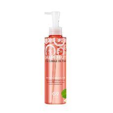 Пенка для умывания с экстрактом грейпрфрута BERRISOM G9 SKIN Grapefruit Vita Bubble Oil Foam 210 гр