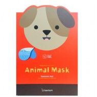 Маска тканевая с гиалуроновой кислотой BERRISOM Animal mask series Dog 25 мл