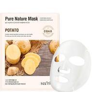 Маска для лица тканевая ANSKIN Secriss Pure Nature Mask Pack Potato 25 мл