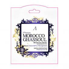 Маска альгинатная от расширенных пор (саше) ANSKIN PREMIUM Morocco Ghassoul Modeling Mask Refill 25 гр