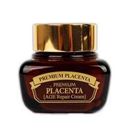 Крем для лица с плацентой 3W CLINIC Premium Placenta Age Repair Cream 50 мл