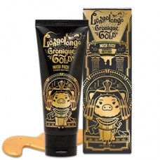 Маска-пленка с золотом Elizavecca Milky Piggy Hell-Pore Longolongo Gronique Gold Mask Pack 100 мл