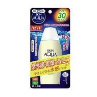 Легкий солнцезащитный гель Rohto Skin Aqua UV Moisture Gel SPF 30 PA+++ 110 г